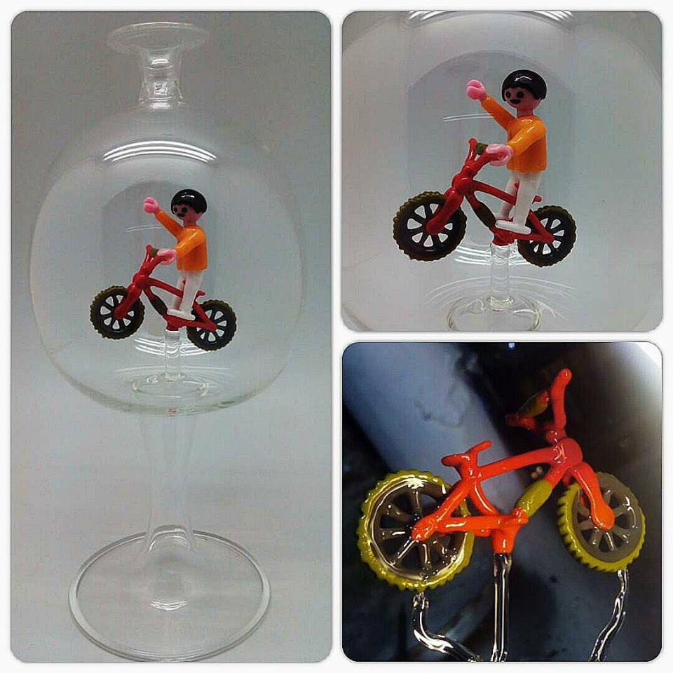 Playmobil bicicleta