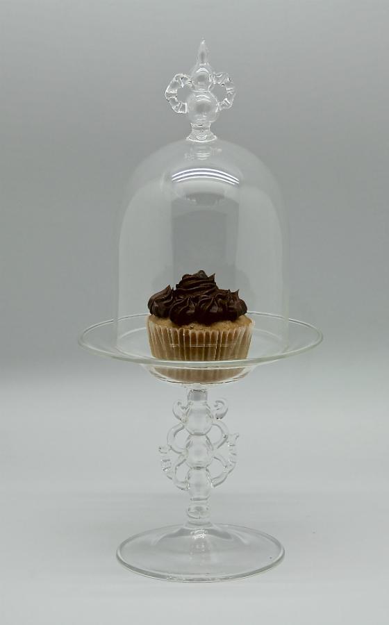 Cupcake choco tapada